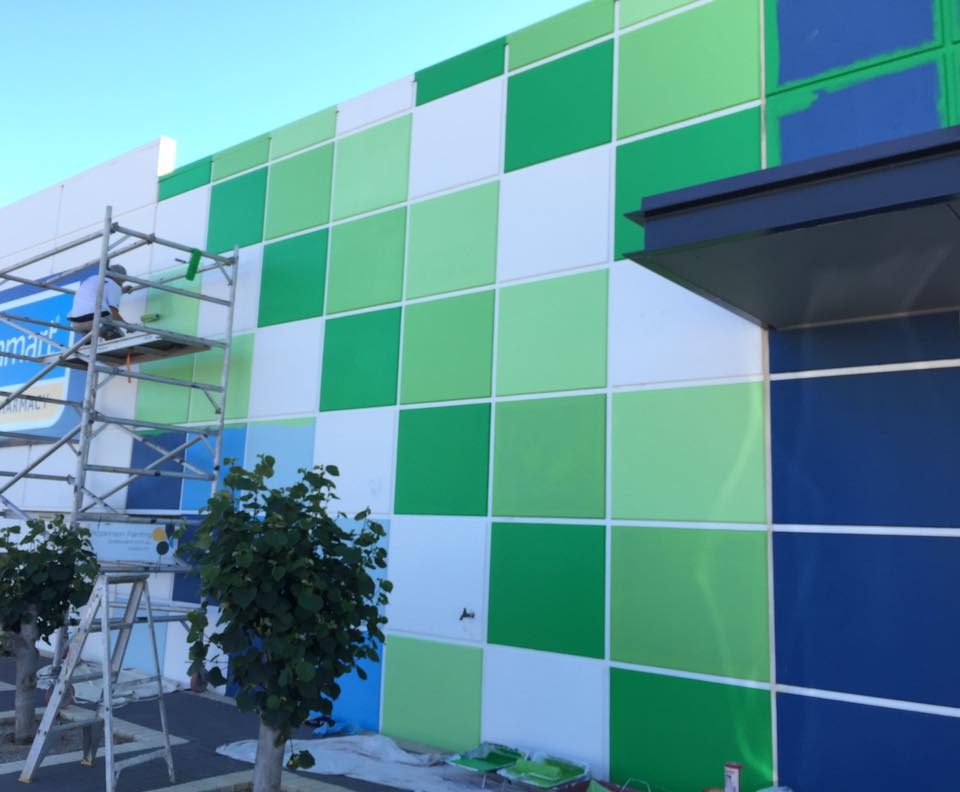 Geraldton Commercial Painting Services Hopkinson Painting